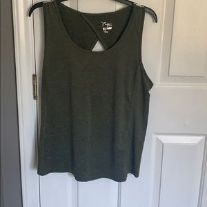 Old Navy Green Active Tank